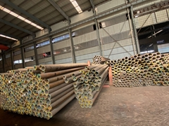 ASTM API 5L A335 A333 P5 P9 P11 Alloy Seamless Steel Pipe From China