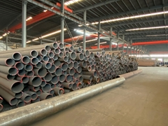 Petrochemical Steel Pipe Seamless Cr-Mo Alloy Steel Pipe