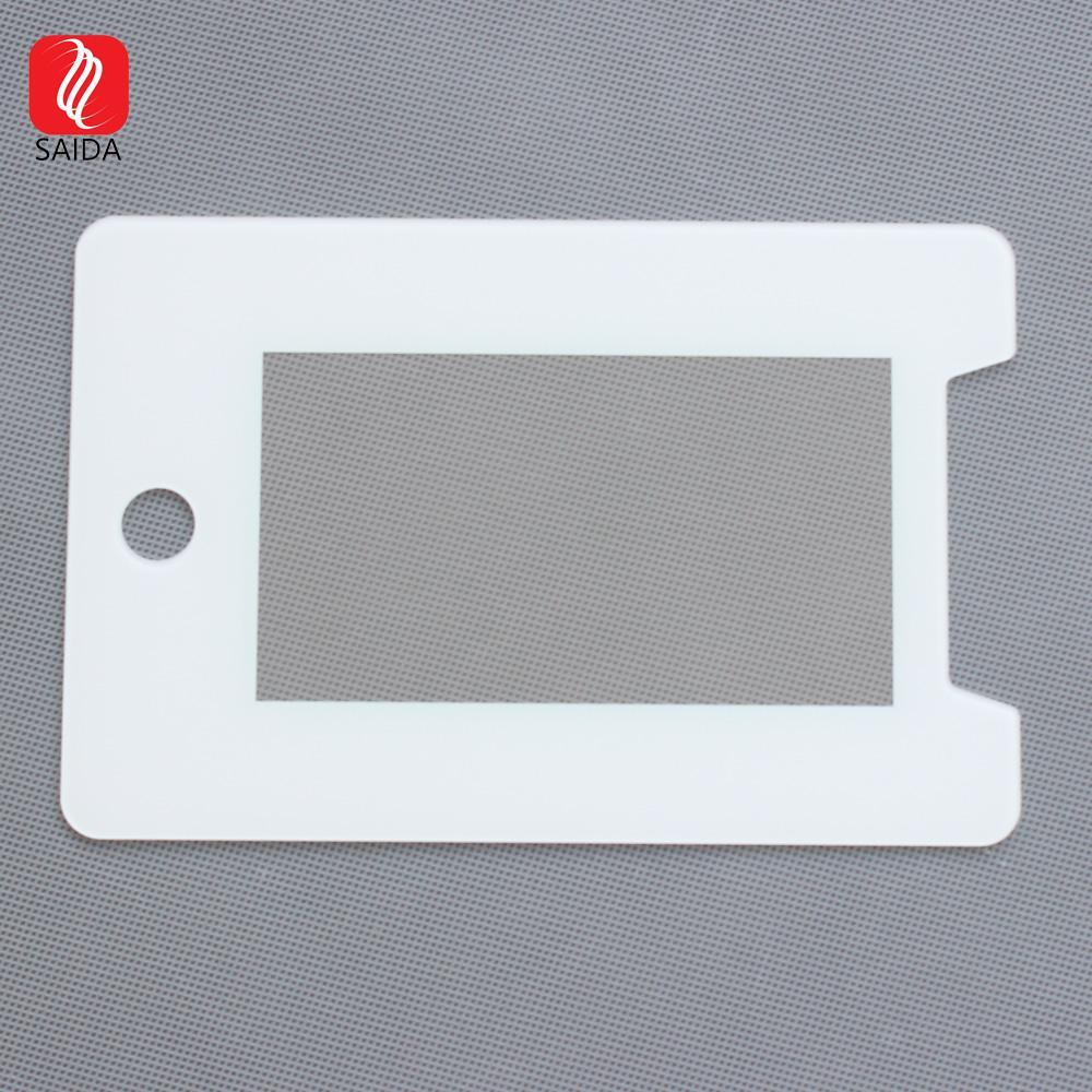 工廠定製7''-15.6''觸摸屏蓋板玻璃 1