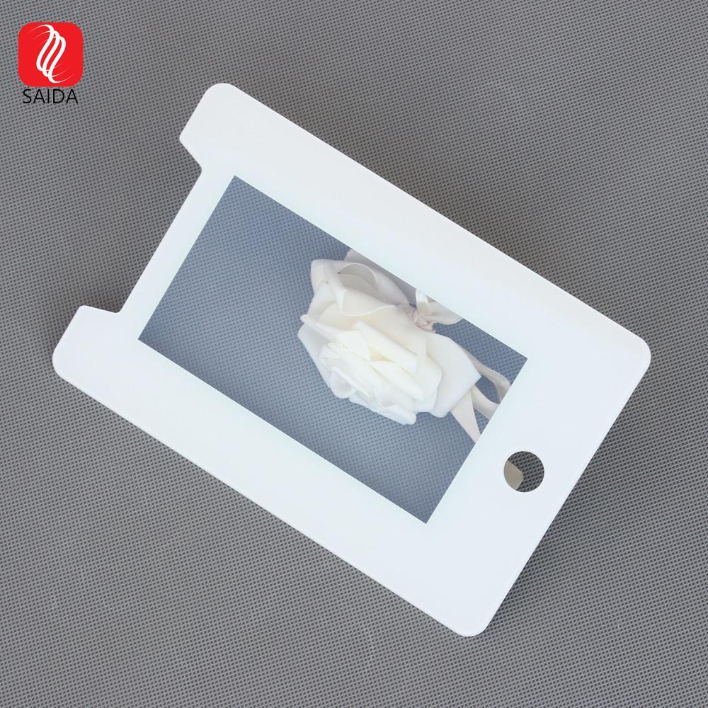 工廠定製7''-15.6''觸摸屏蓋板玻璃 3