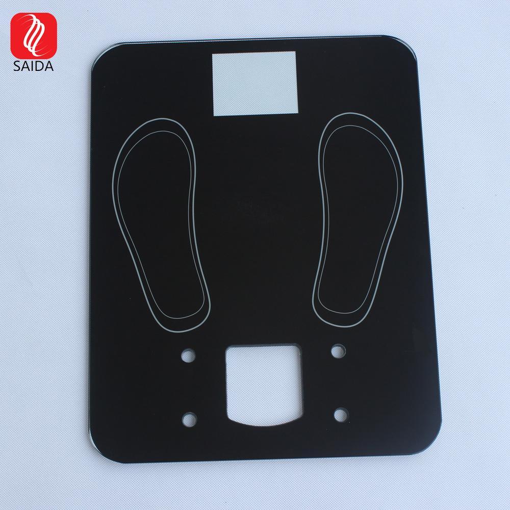 工厂定制 ITO镀膜电子称玻璃 浴室导电玻璃  1
