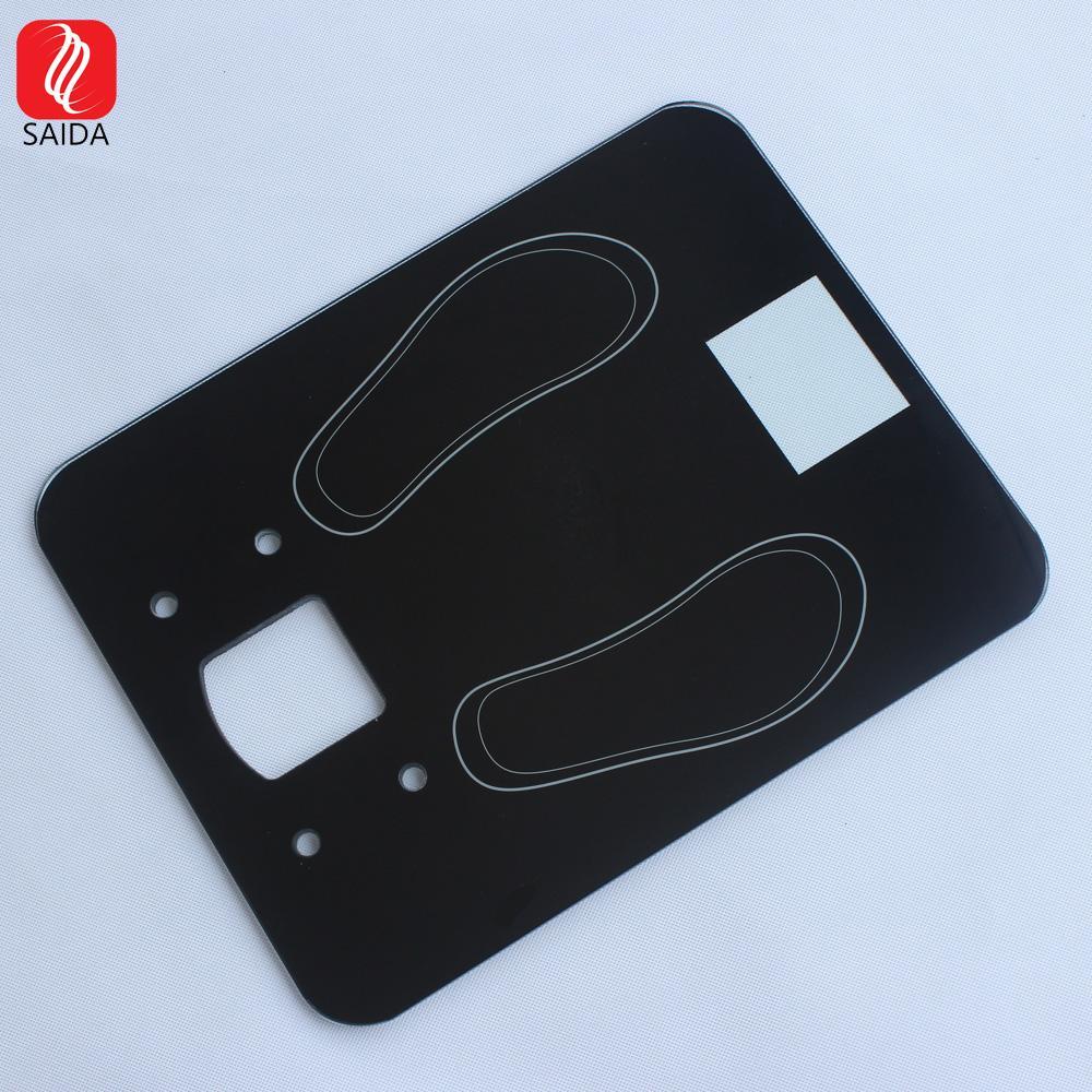 工厂定制 ITO镀膜电子称玻璃 浴室导电玻璃  2