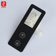 工廠定製浴室導電玻璃 ITO鍍膜玻璃蓋板