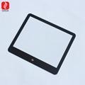 定製15寸工業觸控屏玻璃蓋板 2