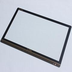 定製深加工防護玻璃 工業觸摸屏蓋板