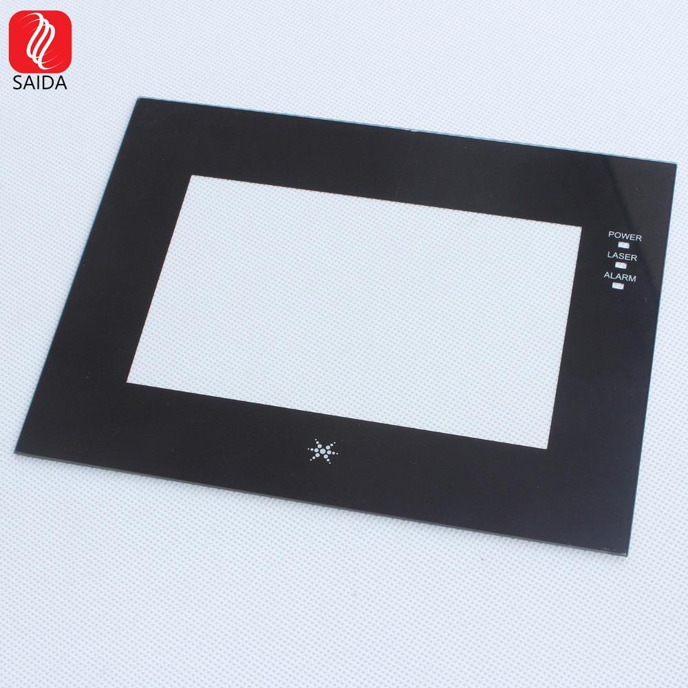 定製 工業級別 顯示屏玻璃蓋板 保護鋼化玻璃片 1