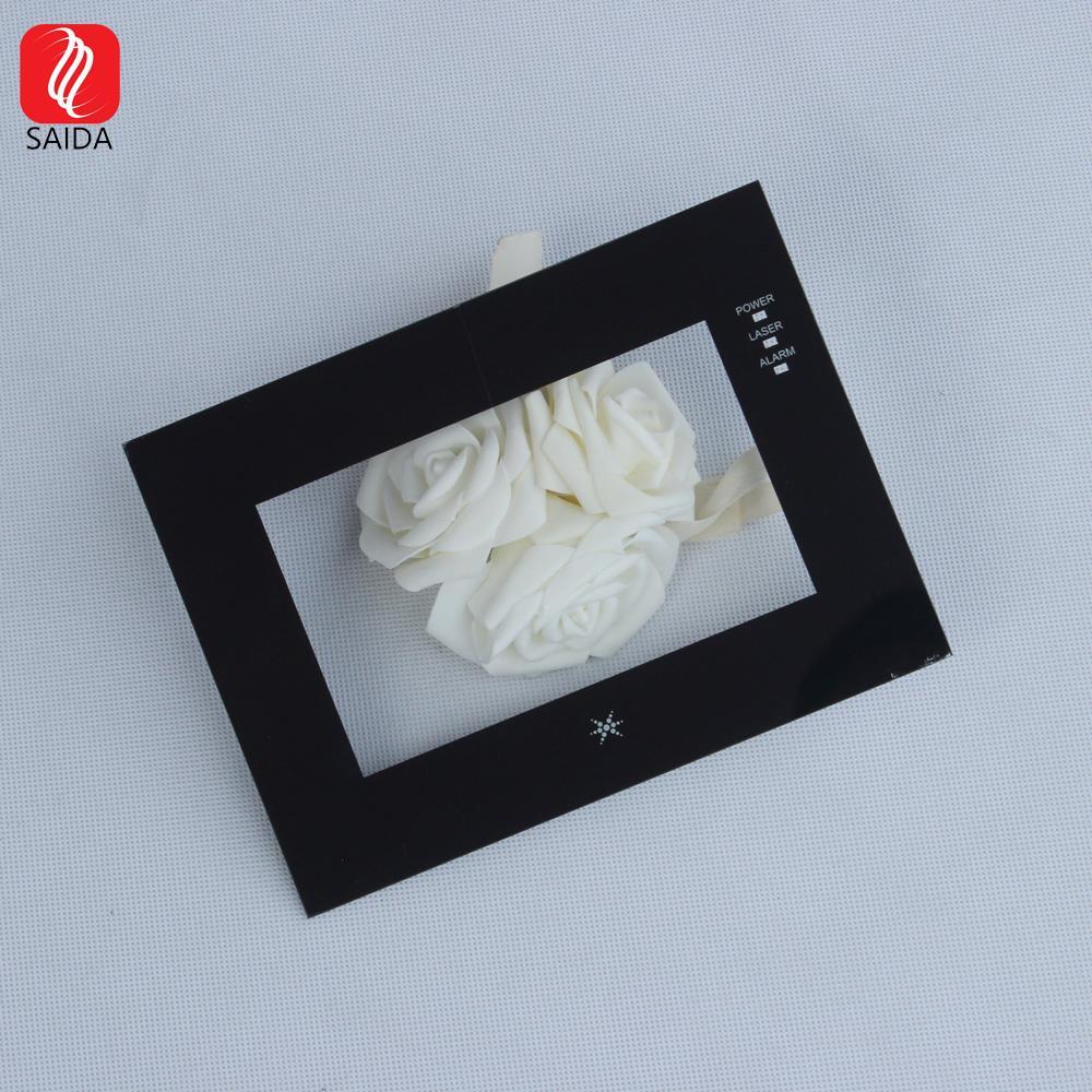 定製 工業級別 顯示屏玻璃蓋板 保護鋼化玻璃片 2