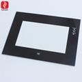 定制 工业级别 显示屏玻璃盖板 保护钢化玻璃片 4