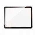 工廠定製蓋板玻璃 視窗防護安全玻璃 3