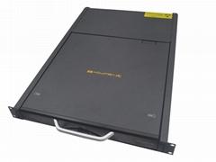 顥亞19寸機架式8端口LCD KVM控制台