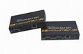 颢亚100米USB KVM延长器支持触摸屏显示器无线键盘鼠标音频麦克风 2