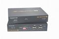 顥亞200米HDMI高清 KVM矩陣延長器 4