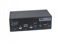 顥亞2進1出USB+PS/2雙介面2口混接KVM切換器 3