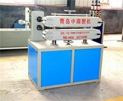 PE排水管材擠出機設備