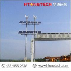 西藏道路监控供电方案