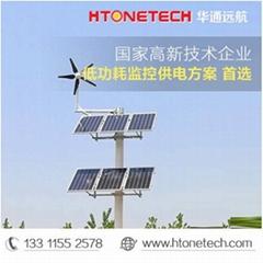 西藏输电线路云台供电