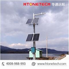 西藏河道监控风光互补供电