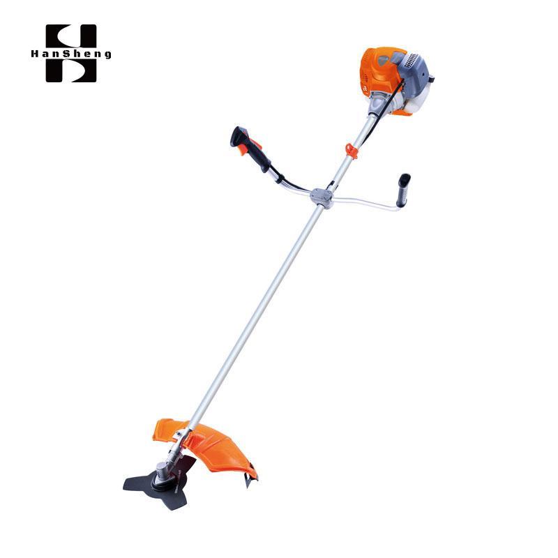 Hansheng Tools Side-Hang Cordless Cutter Grass Power String Trimmer 1