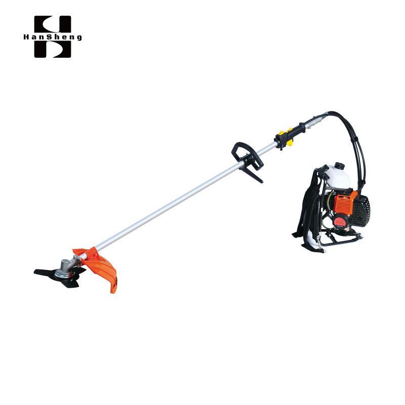 Hansheng Tools Knapsack Mower Gasoline Grass String Trimmer 1