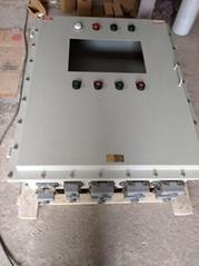 防爆顯示器控制箱