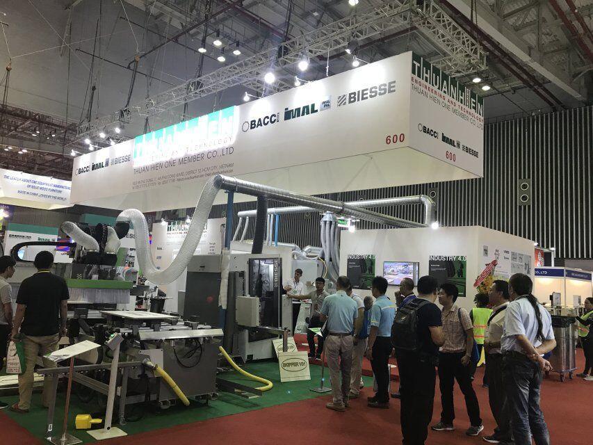 2020年印尼傢具五金配件木工機械覽會IFMAC 3