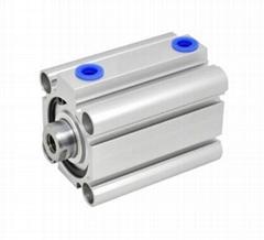GAOPAI臺灣高派氣動元器件緊湊型薄型氣缸CQS12-U1M02-10