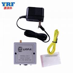SURPA手腕帶報警器 靜電手環監測儀
