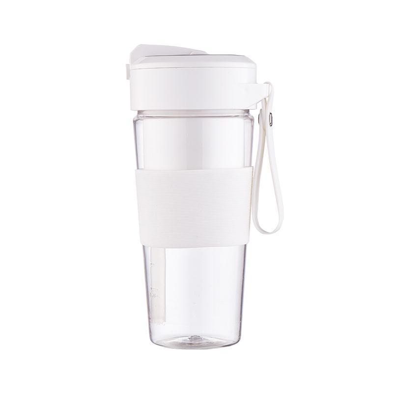 TOYIN 2020新款磁吸充电式USB榨汁杯摇摇杯玻璃杯体 5