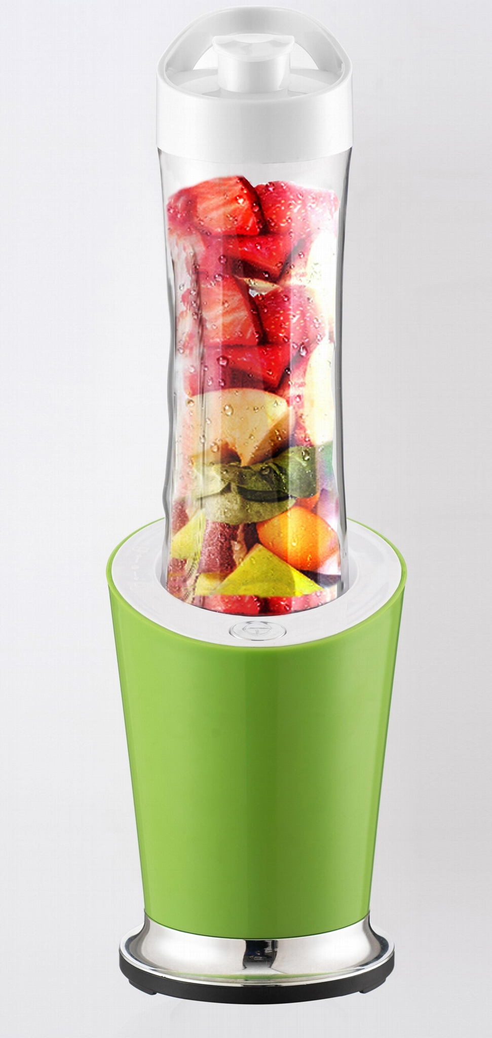 300W Electric Personal Blender Juicer 600ml Trian Jar 4