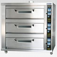 好麥麵包烤箱 煤氣層爐 HM-803