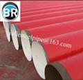 2PP / 3PP anti-corrosion steel pipe