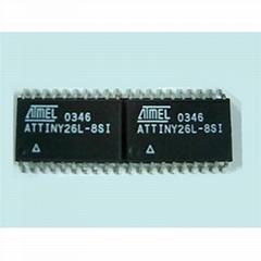 承接各种IC打磨 激光刻字 芯片印字