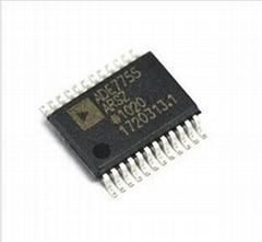 芯片防抄板 IC激光磨丝印 IC去字 IC打字 编带