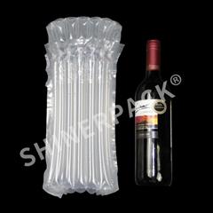 10丝特厚红酒气柱袋缓冲减震