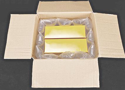 20*10/12/15/20cmPE气泡填充袋气枕缓冲减震充气产品 5