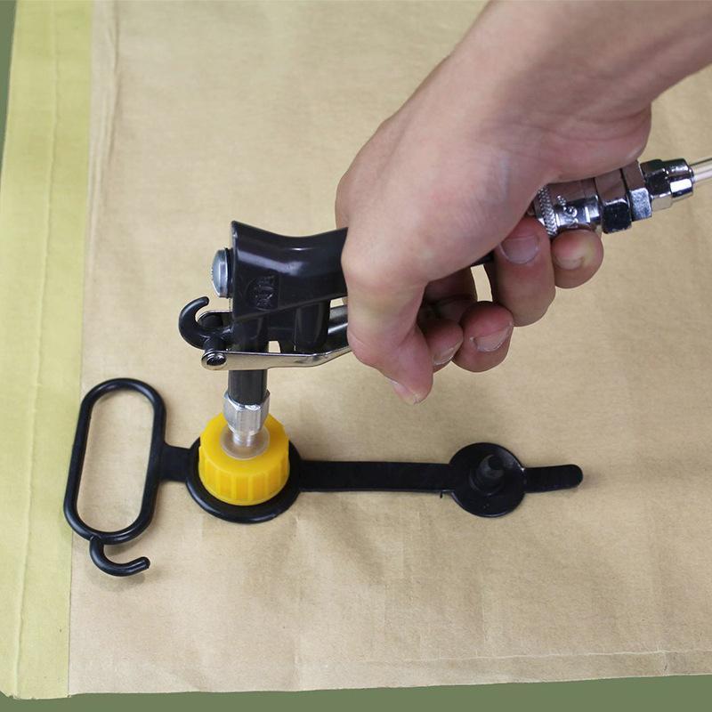 抗压防晃牛皮纸编织集装箱填充袋 3