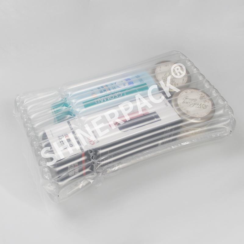 缓冲减震Q型洗护用品气柱袋 3