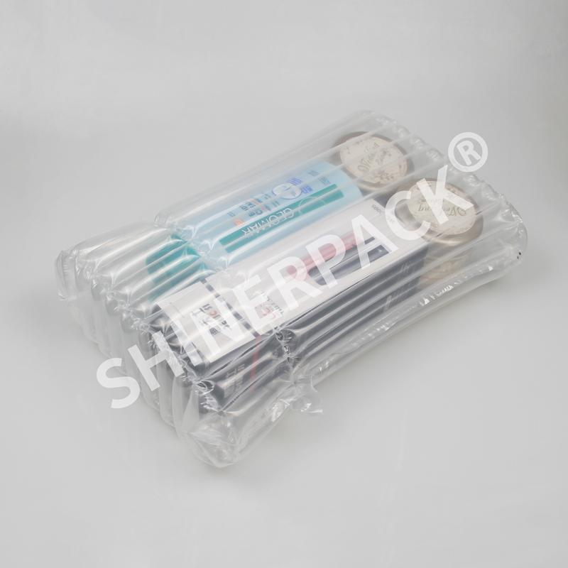 缓冲减震Q型洗护用品气柱袋 5