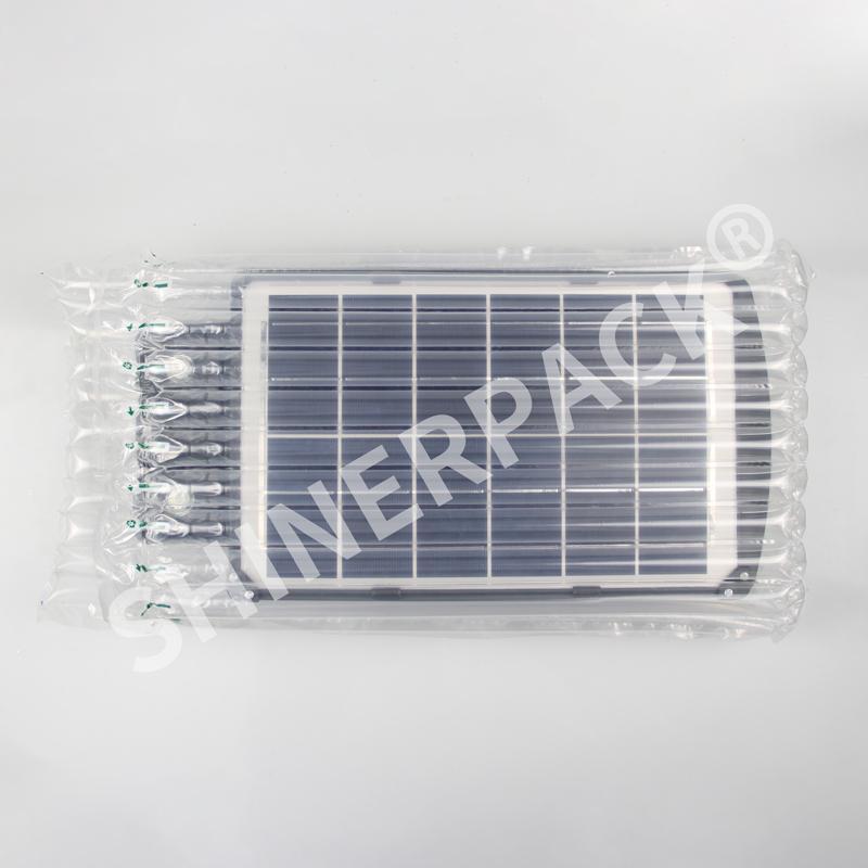 L型缓冲减震太阳能设备气柱袋 3