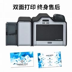 法高Fargo HDP5000热转印证卡打印机