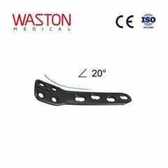 Distal Femoral Osteotomy Locking Plate Orthopedic Pure Titanium LOC