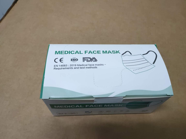 disposbale 3 layers medical face masks 3
