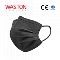 disposable protective face mask 3 layers 95%/colourful/customed