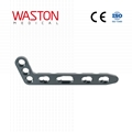 Oblique L-shaped Distal Radius Dorsal Locking Plate Fracture Orthopedic Implants