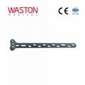 Distal Radius T-shaped Locking plate(Extra-long) Implants Pure Titanium