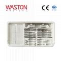 1.5 Y-shaped Locking Plate Ⅰ LOC Orthopedic Implants Miniature Bone Plate
