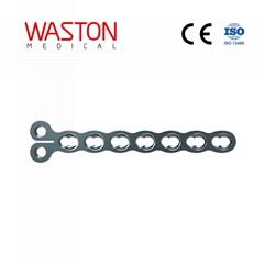 2.4 微 Y 型锁定加压接骨板I型 锁定板 骨科 植入物 微型 接骨板