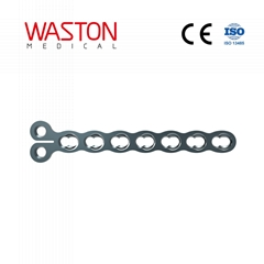 2.4 Y-shaped Locking Plate I LOC Orthopedic Implants Miniature Bone Plate