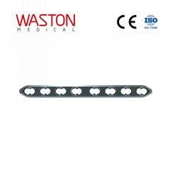 2.4 Reconstruction Locking Plate I Miniature Bone Plate Orthopedic Implants