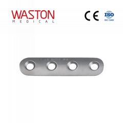 直型掌骨鋼板 CE 骨折 骨科 植入物 創傷 微型 接骨板